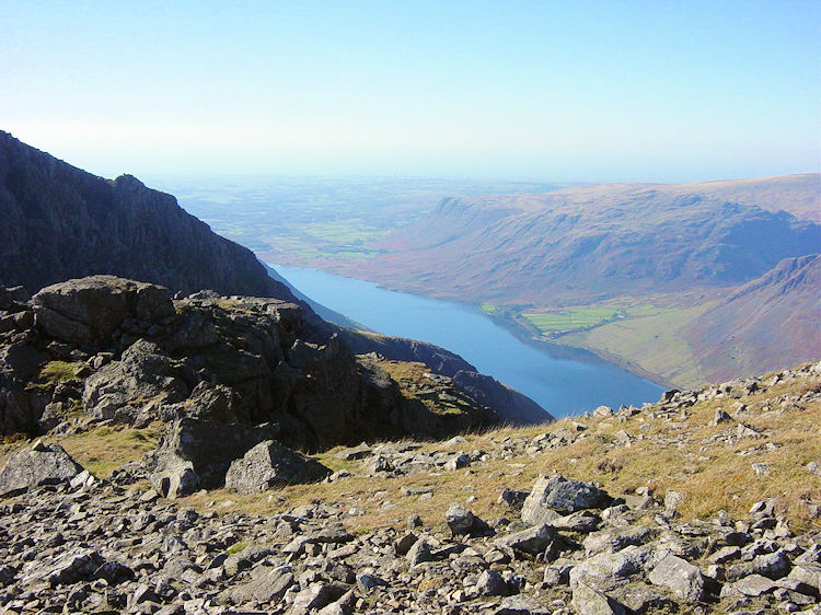 Wast Water from Pulpit Rock