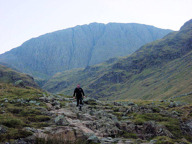 The Walking Englishman in the Lake District