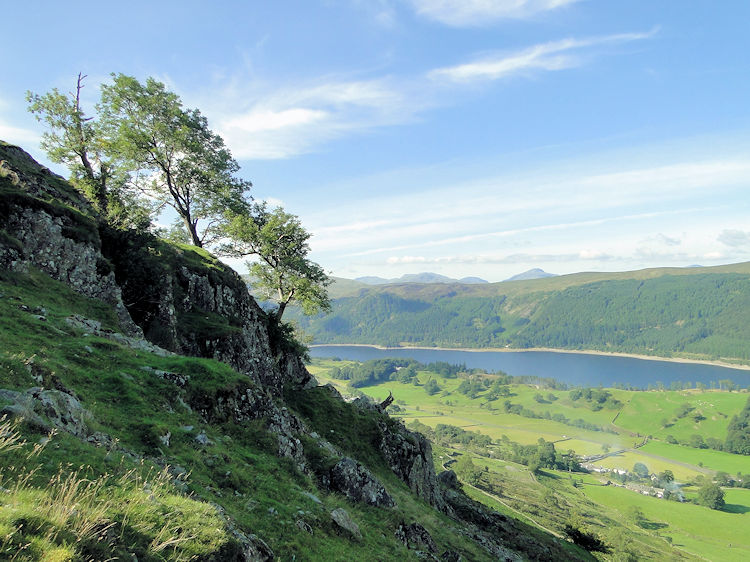 View of Thirlmere