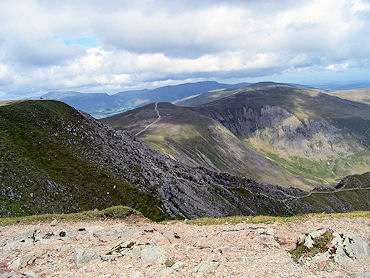 Swirral Edge and Catsty Cam