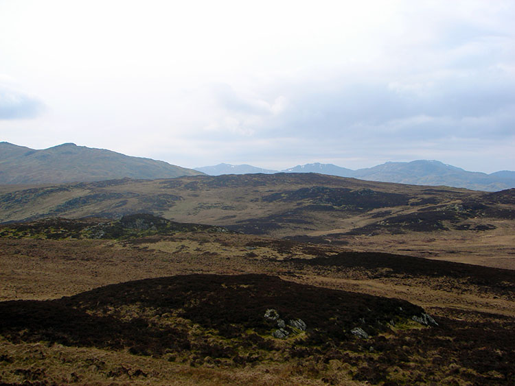 The North Central Fells Plateau