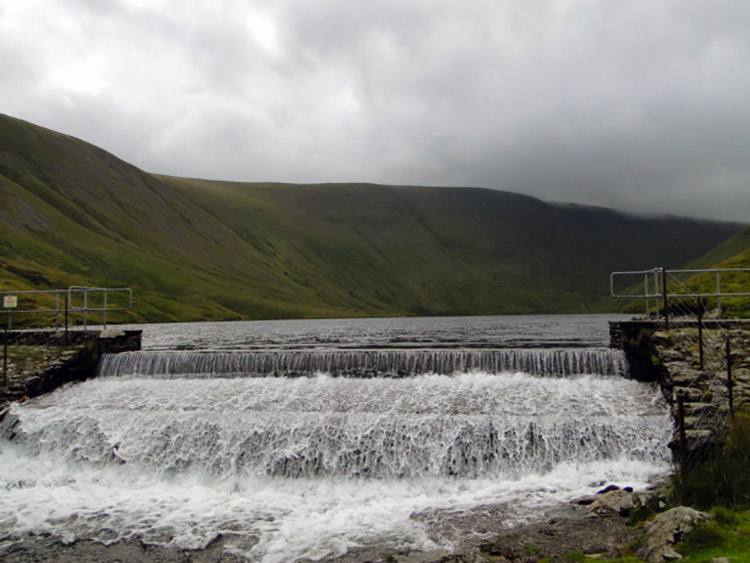 Hayeswater and the western aspect of High Street