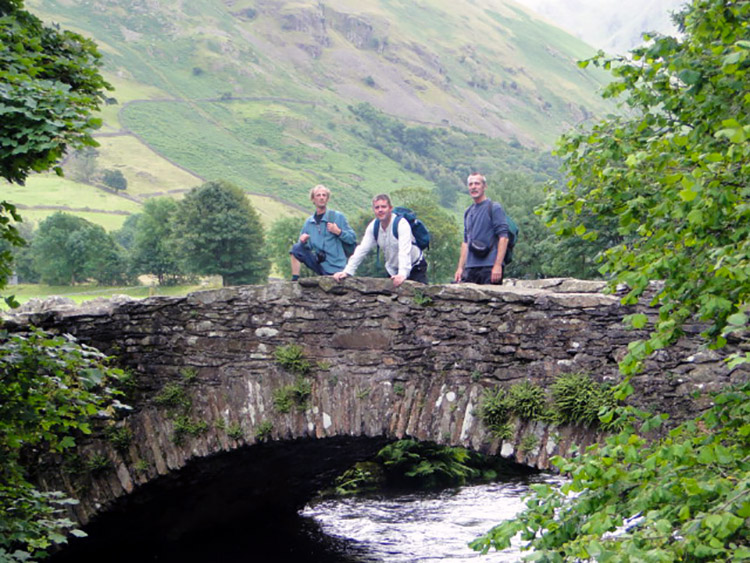 Cow Bridge near Hartsop