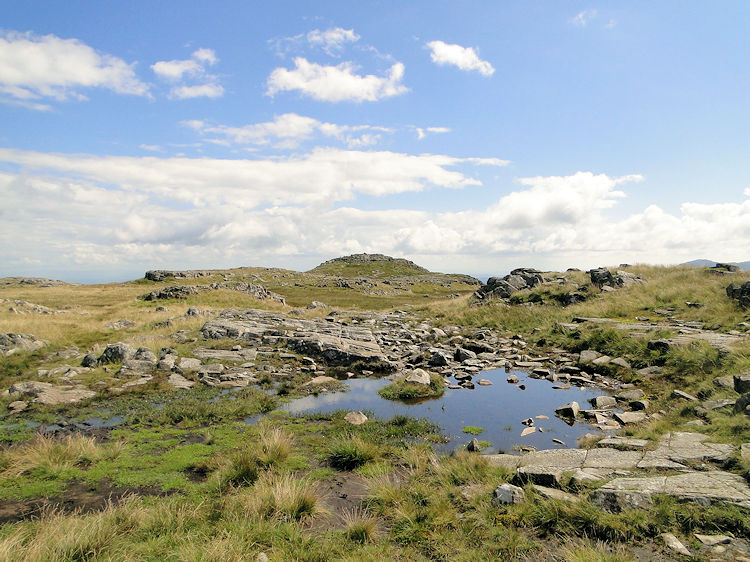 Blea Crag, the eighth and final Wainwright fell