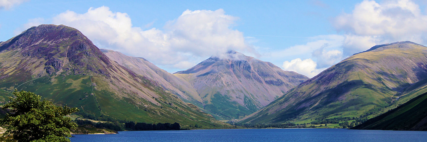 Wast Water Panorama