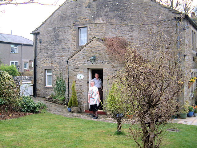 Dales Way accommodation in Grassington