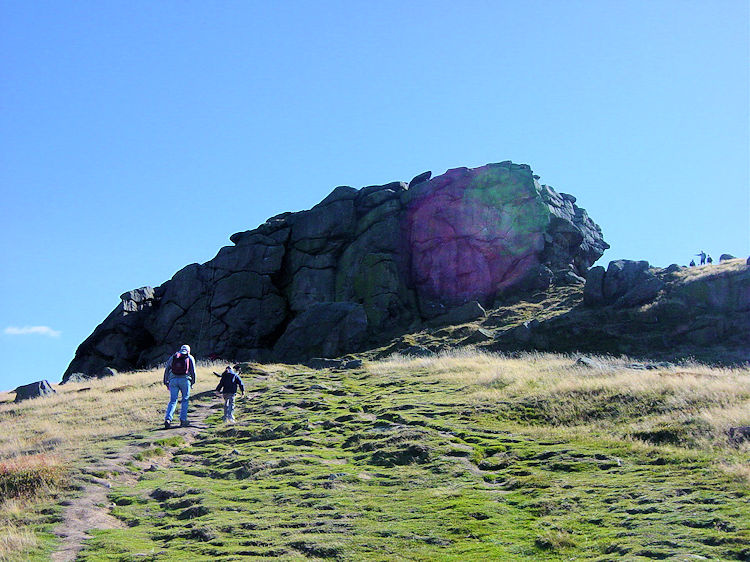 Family fun promised on Almscliff Crag