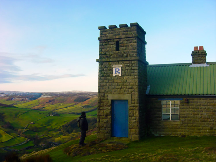 Shooting House on Thrope Edge