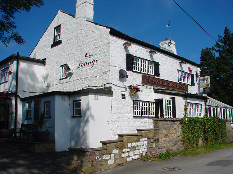 Travellers Rest Public House Crimple