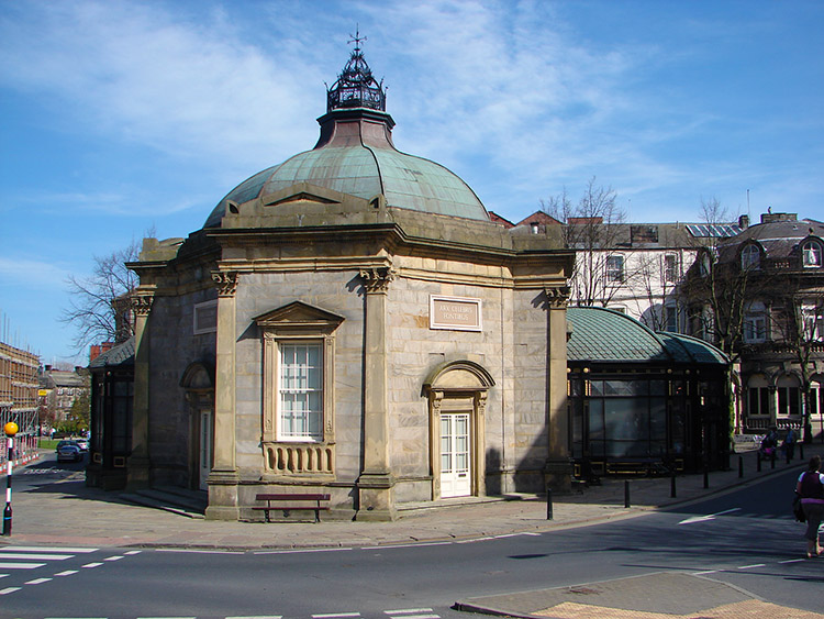 Royal Pump Room Museum in Harrogate
