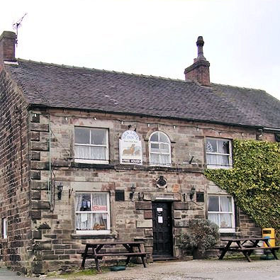 Sea Lion Inn at Ipstones