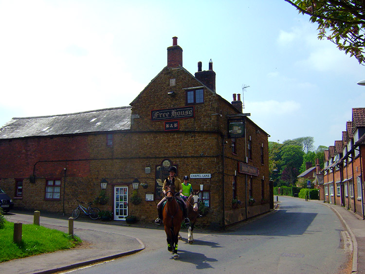 The Stilton Cheese Inn, Somerby