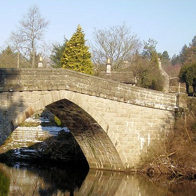 Froggatt Bridge