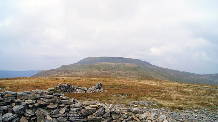 View from Little Ingleborough