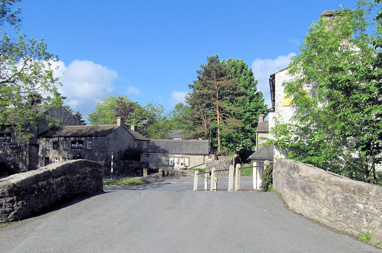 Malham Village