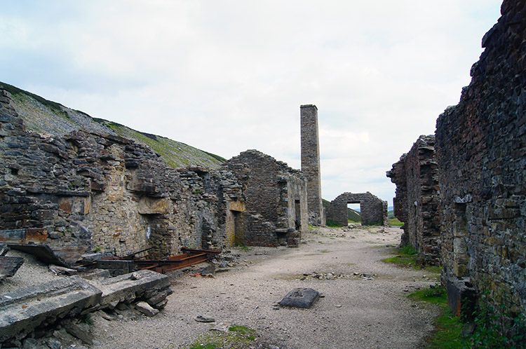 Old Gang Smelting Mills