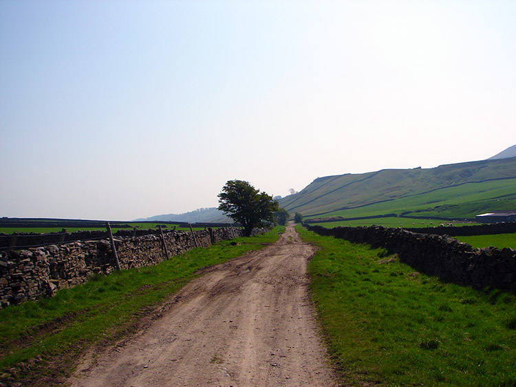 High Lane Bridleway