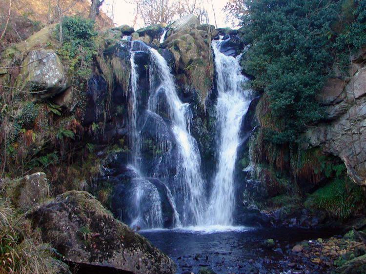 Posforth Gill Waterfall
