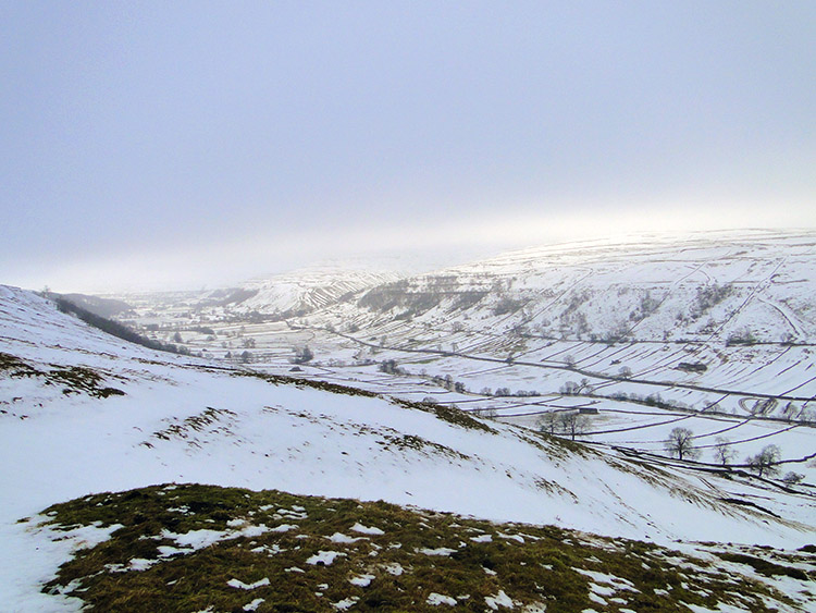Looking towards Buckden