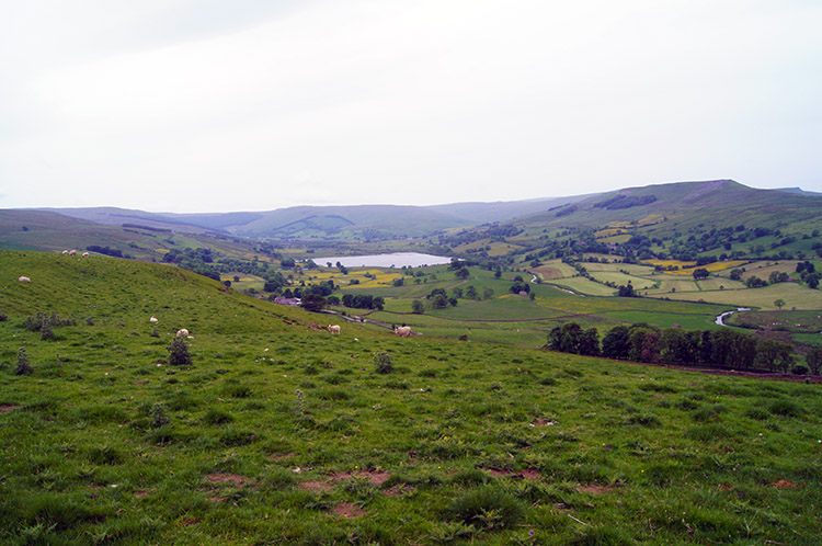 Semer Water and Upper Wensleydale
