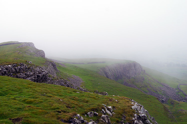 On the levels above Ellerkin Scar