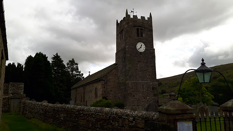 St Mary's Church, Muker