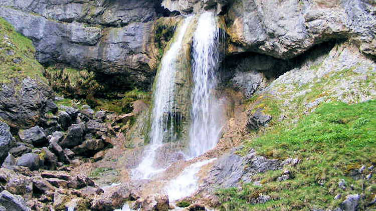 Gordale Scar Waterfalls