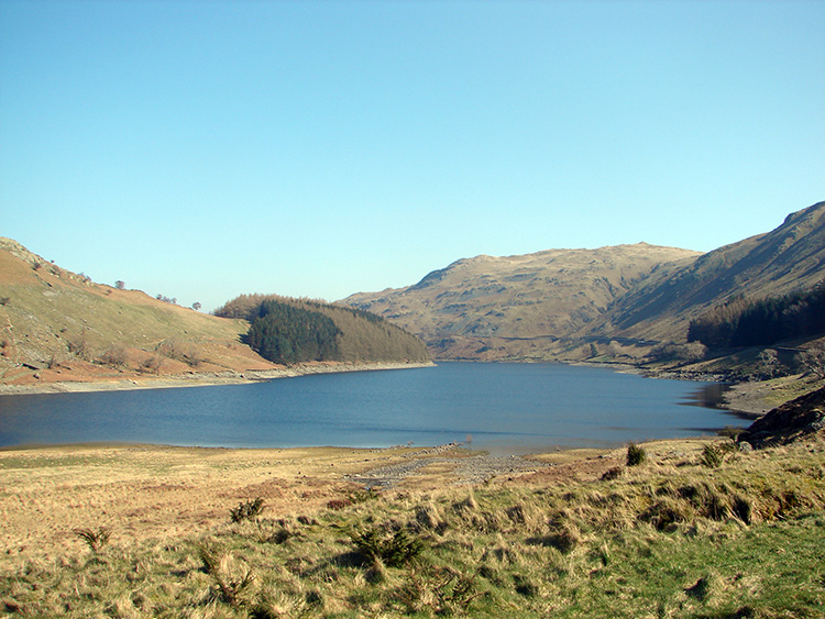 Haweswater from Mardale Head