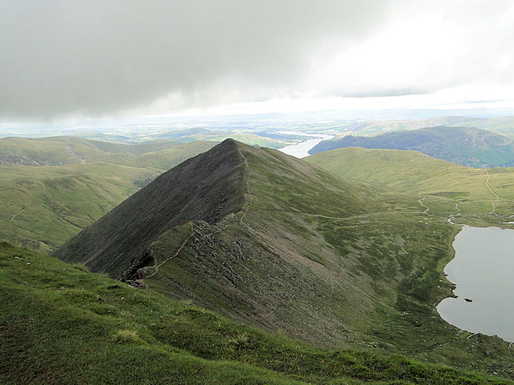 Swirral Edge and Catstye Cam