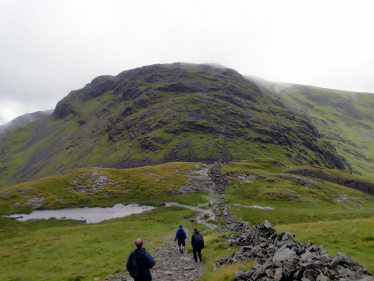 Stony Cove Pike from Threshthwaite Mouth