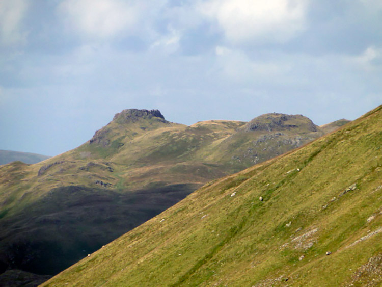 Angletarn Pikes as seen from Caudale