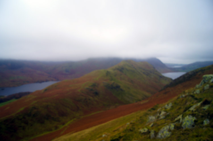 Rannerdale Knotts and Crummock Water