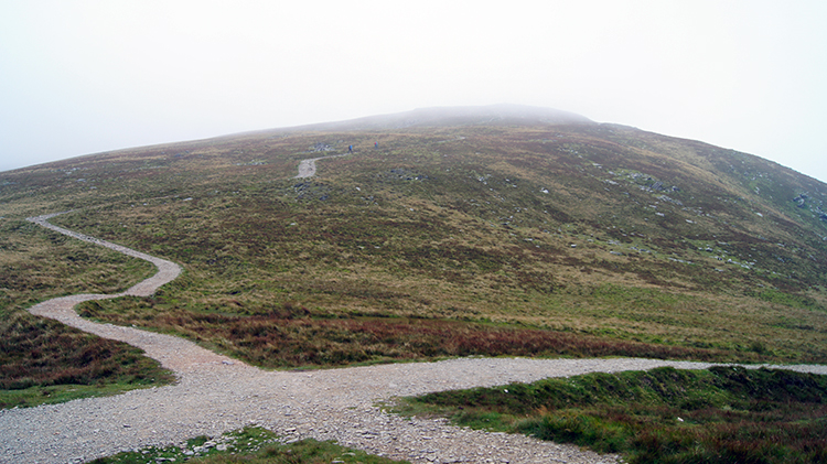 Path to Brown Pike