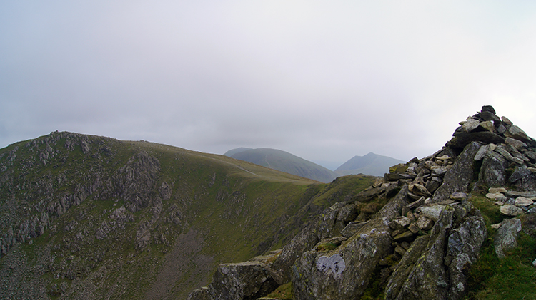 View from Great Carrs to Swirl How