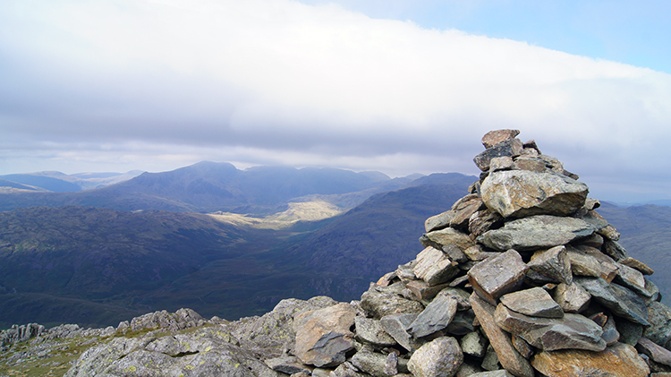Summit view from Grey Friar
