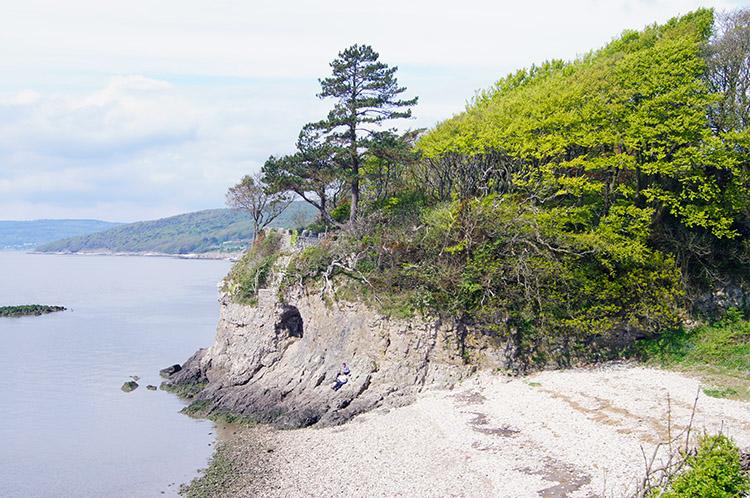 Walks In Lancashire Silverdale Warton Crag And Leighton Moss