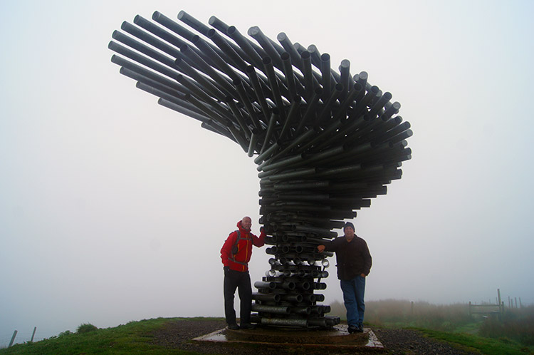 Walks Around The Singing Ringing Tree