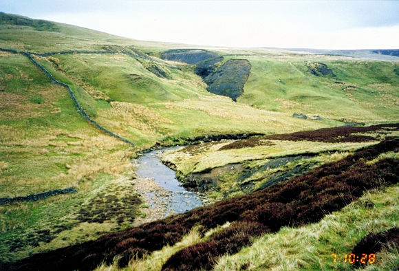 Whitsun Dale heralds the beginning of bogland