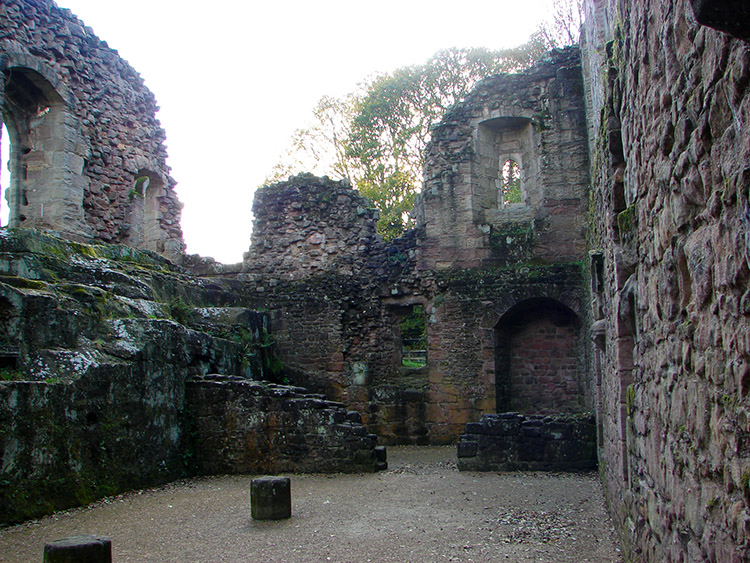 Great Hall of Spofforth Castle