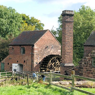 Cheddleton Flint Mill 2009