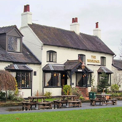 Woolpack Inn at Weston upon Trent