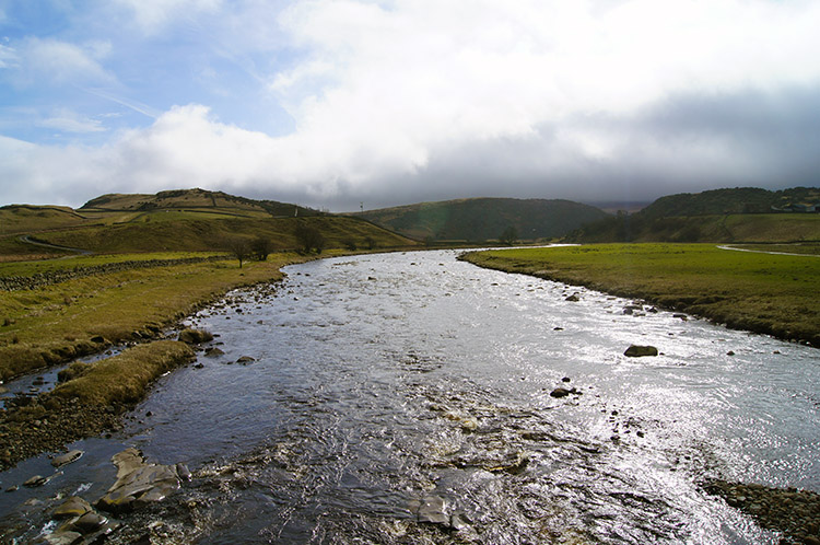 River Tees and High Knott