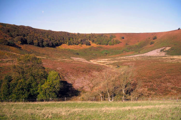 In the Hole of Horcum