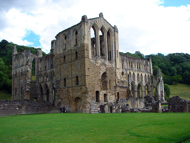 Rievaulx Abbey is a special place