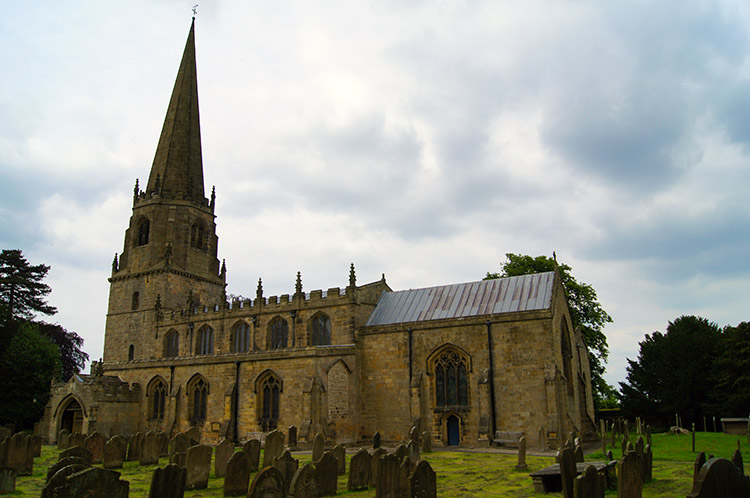 St Marys Church, Masham