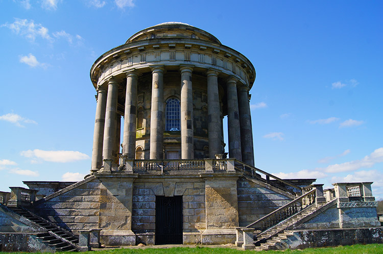 The Mausoleum, Castle Howard