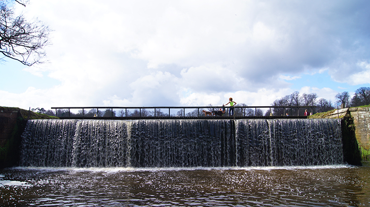 Studley Lake Weir