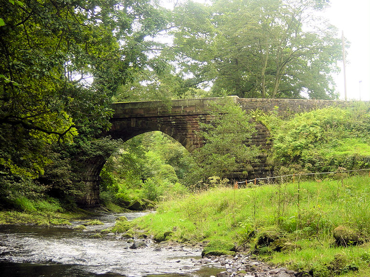 Bridge over the River Dane