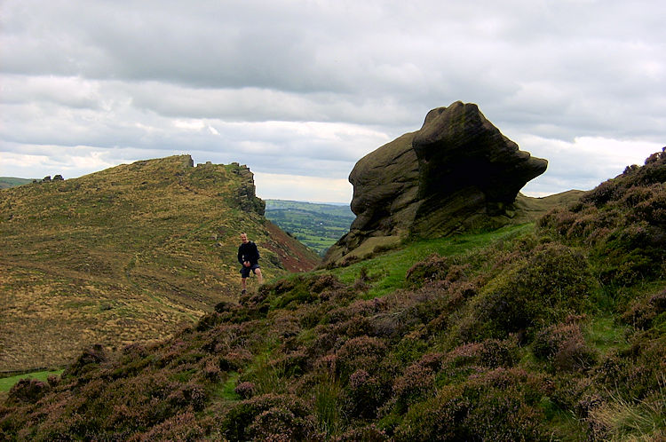 The Roaches and Hen Cloud