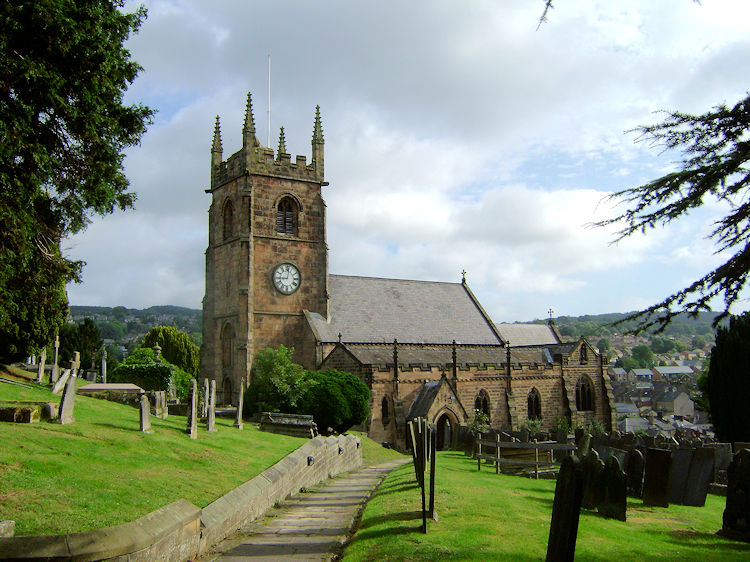 St Giles Church, Old Matlock